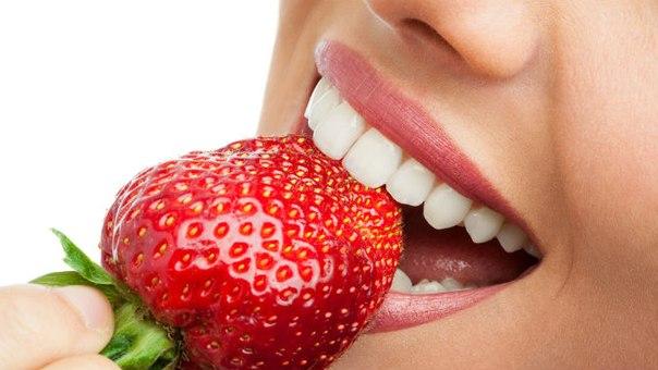 продукты полезные для зубов