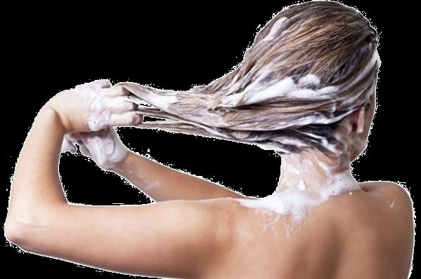 мытье тонких волос