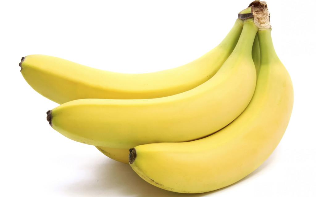 маска из бананов