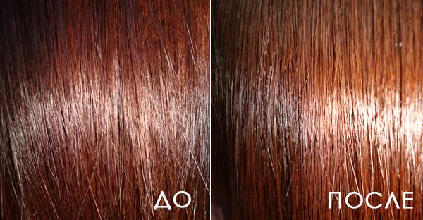 волосы после корицы