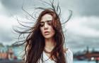Как защитить волосы от пагубного воздействия ветра
