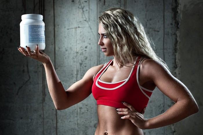 какое спортивное питание для похудения