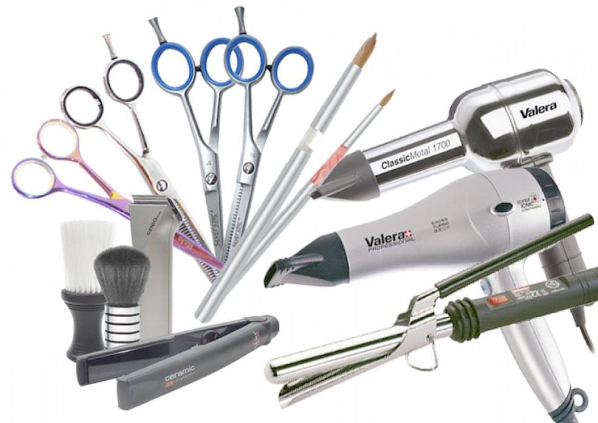 Парикмахерские принадлежности: выбор профессионалов