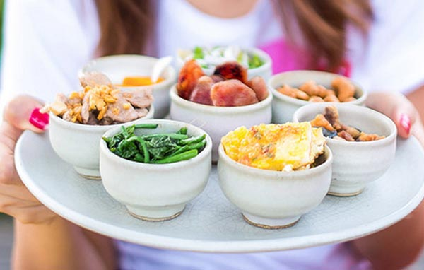 диета дробное питание меню на месяц