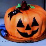 Как приготовить вкусный тортик на Хеллоуин