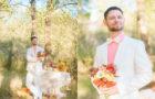 Как подобрать эффектный свадебный образ жениху