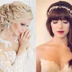 Укладка на свадьбу на средние волосы – важные особенности