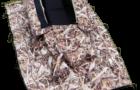 Удобный скрадок на гуся лежащий гуменник НВ115
