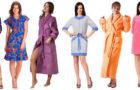 Виды мужских и женских халатов