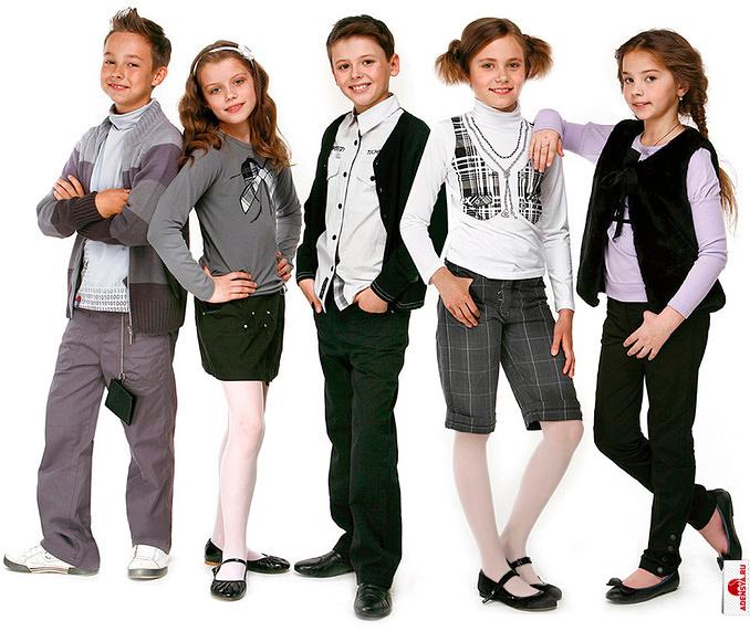 0da677f8428b8 Правильный подход к выбору подростковой и детской одежды | LadyFor
