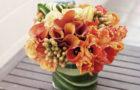 Тонкости выбора цветочного букета