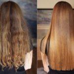 Что такое глазирование волос