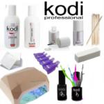Наборы лаков от Kodi + лампа Diamond – лучшее решение для новичков и профессионалов