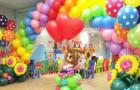 Фигуры из шаров для любого торжественного мероприятия