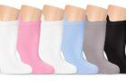 Женские носки – учимся выбирать и сочетать с одеждой правильно