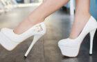Как выбрать и носить обувь на высоком каблуке?