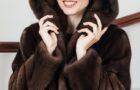 Норковая шуба с капюшоном – оставайтесь сногсшибательной при любой погоде