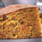 Морковный пирог — польза для волос, кожи и зрения