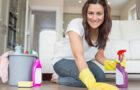 Чистящие средства для профессиональной уборки