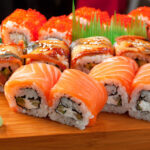 Роллы и суши — полноценная и полезная пища