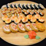 Заказ суши сетов с доставкой в Пущино
