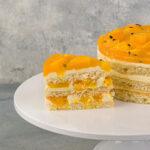 Аппетитные тортики в большом выборе