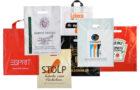 Пакеты с логотипом от профильной компании