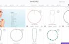 Выбор и приобретение колье на сайте Langery