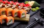 Лучшие роллы и суши в MikaDo Sushi