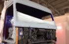 Каковы особенности технологии покраски грузового автомобиля?