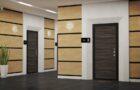 Современные металлические двери могут быть надежными и эстетичными