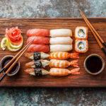 Оперативная доставка японской еды в МСК